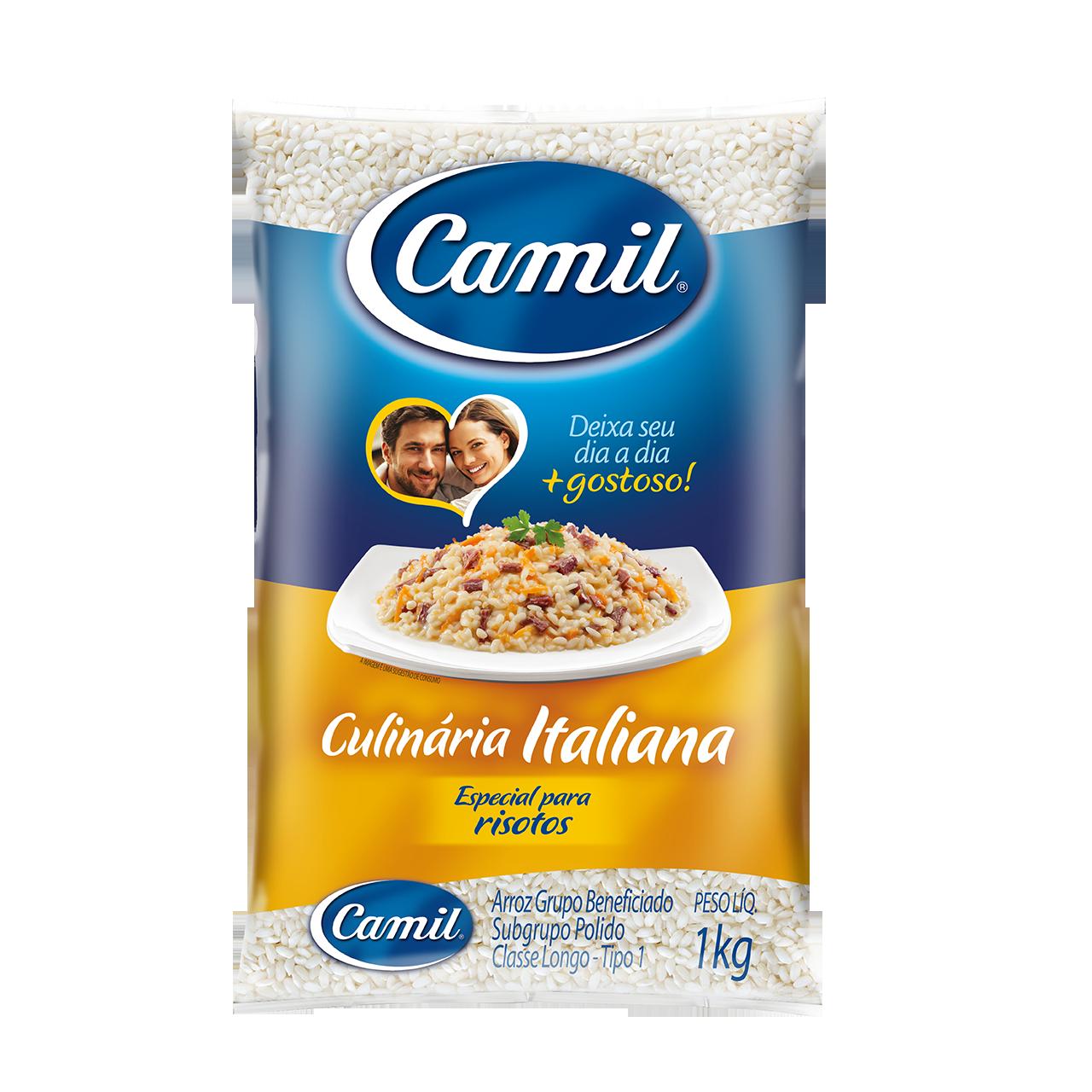 Arroz Culinária Italiana
