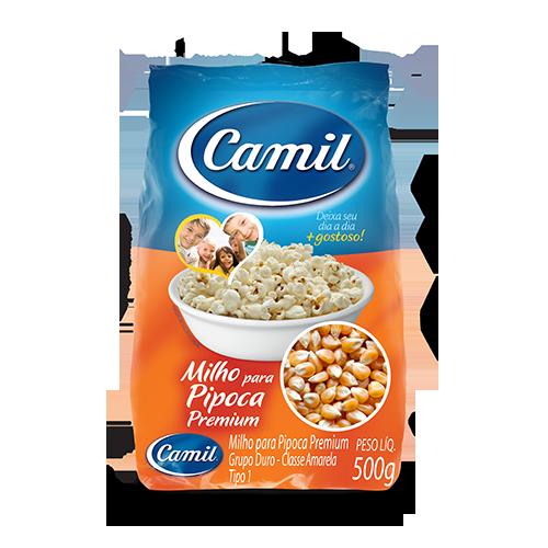 Milho para Pipoca Premium