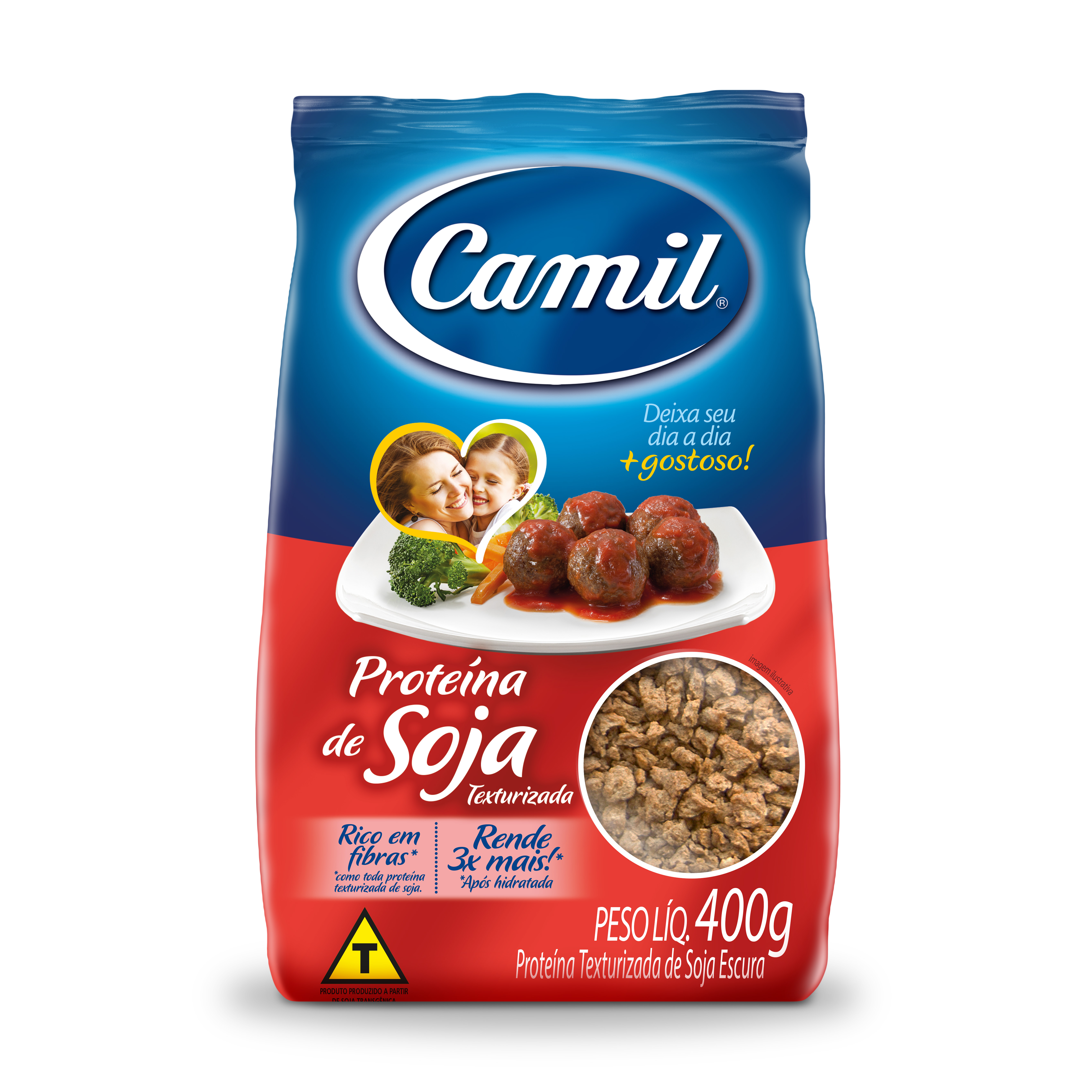 Proteína Texturizada de Soja para Carnes